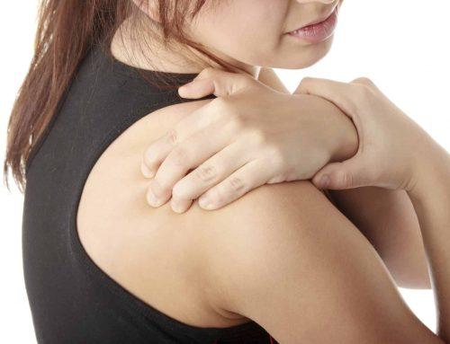 Las lesiones de hombro más comunes