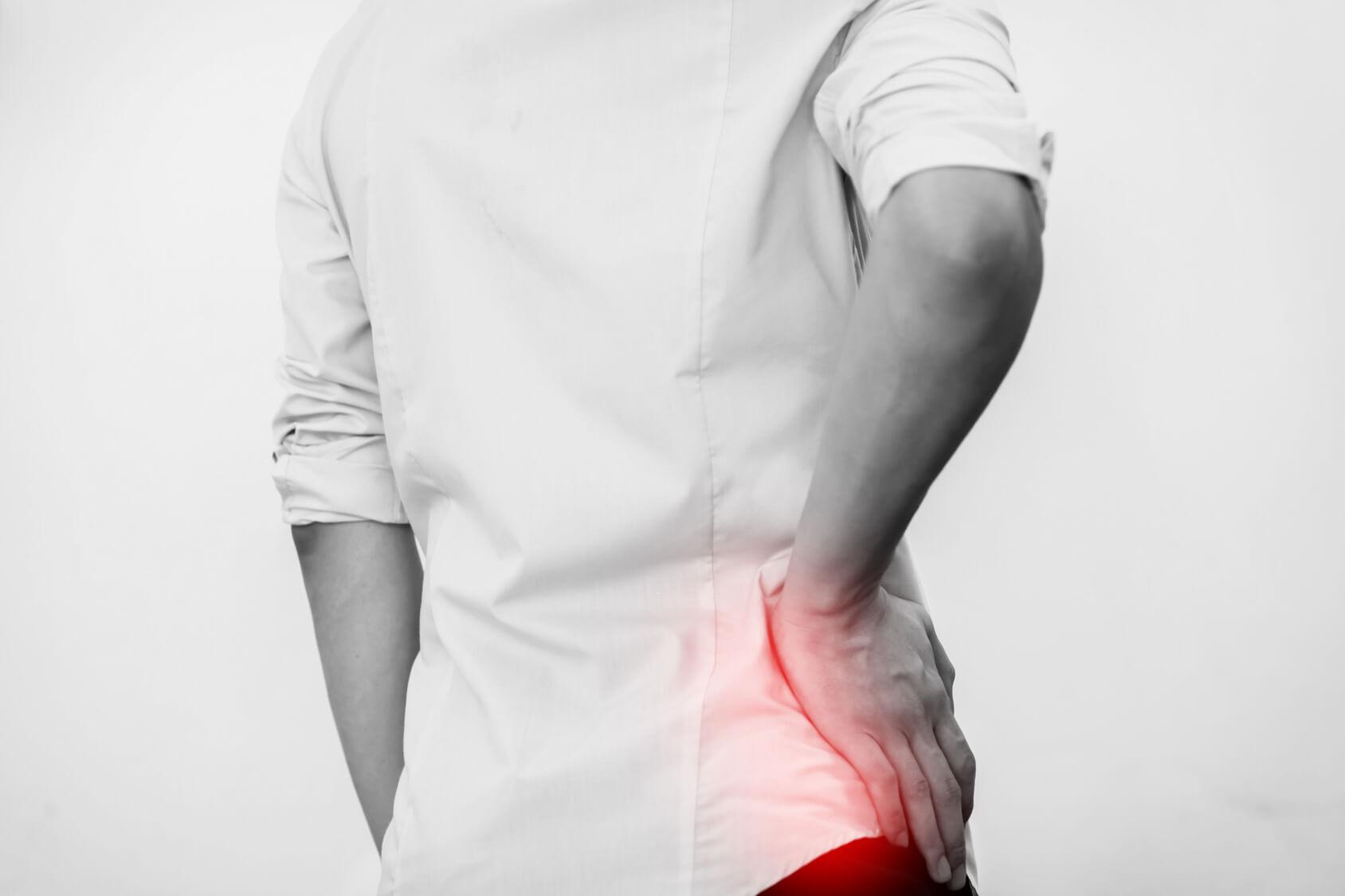 Por qué tengo dolor de cadera