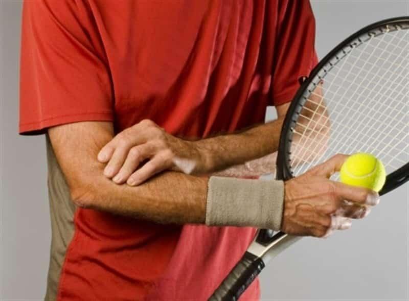 Codo de tenista: causas y tratamiento