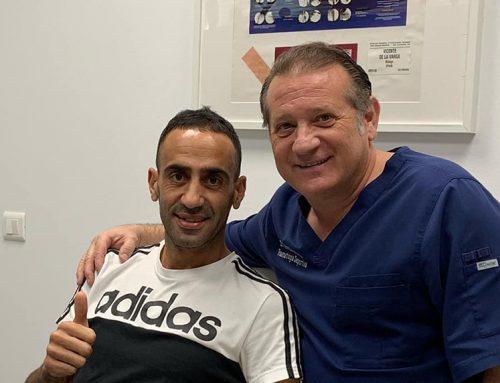 Ceuta Deportiva: «'Billy', operado con éxito de menisco, estará dos meses y medio de baja»