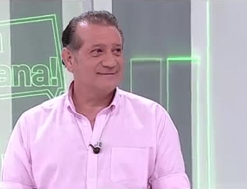 Entrevista en Vaya Mañana de Canal Sur