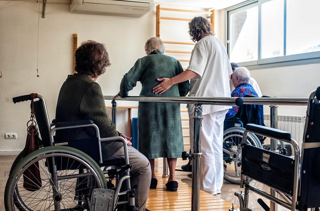 Kinesioterapia geriatrica