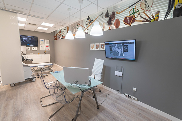 clínica de traumatogía en Málaga