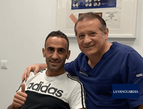 «Un aplazamiento que mantiene intacto el sueño olímpico de Mohamed Abdeselam» en La Vanguardia