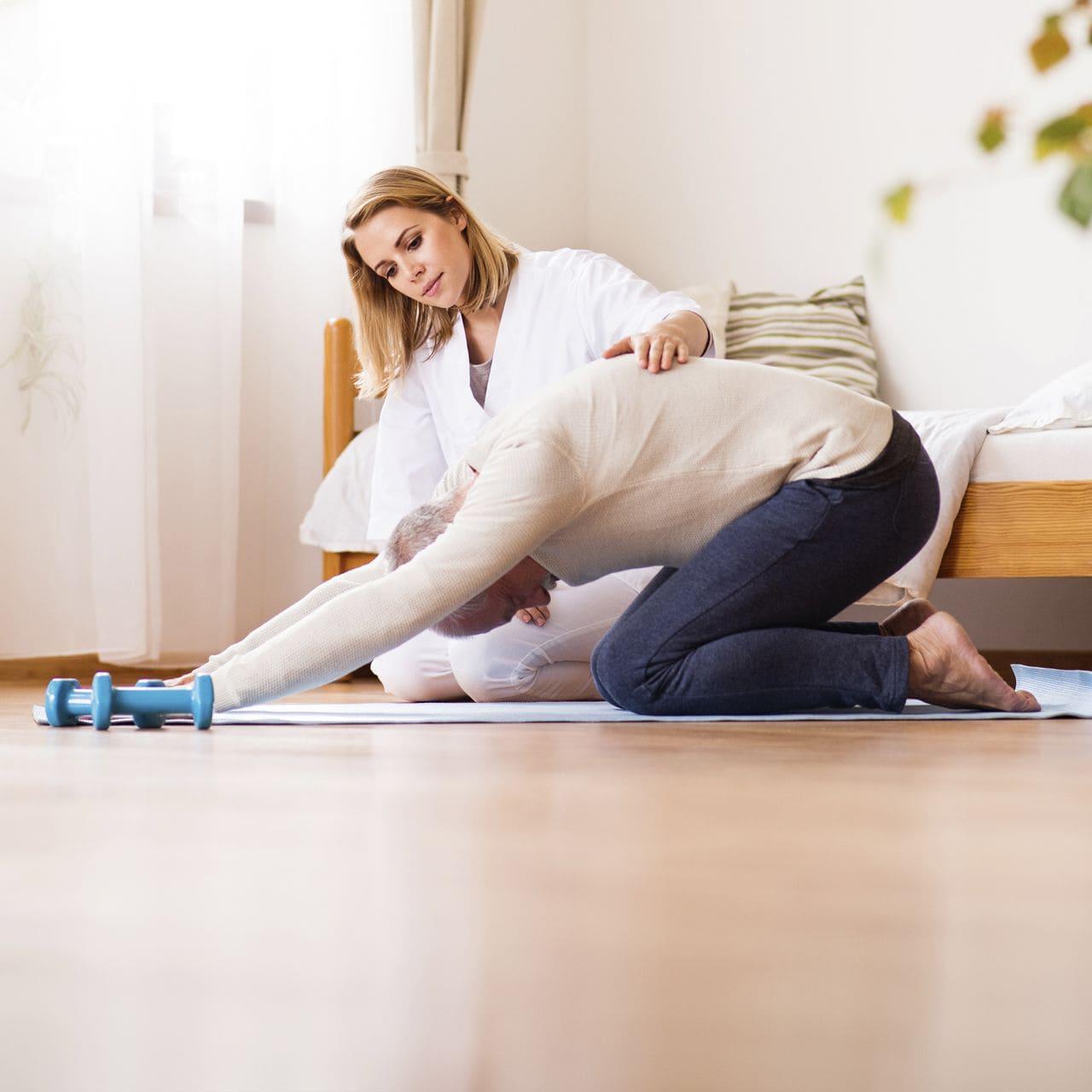 fisioterapia a domicilio sacroilitis
