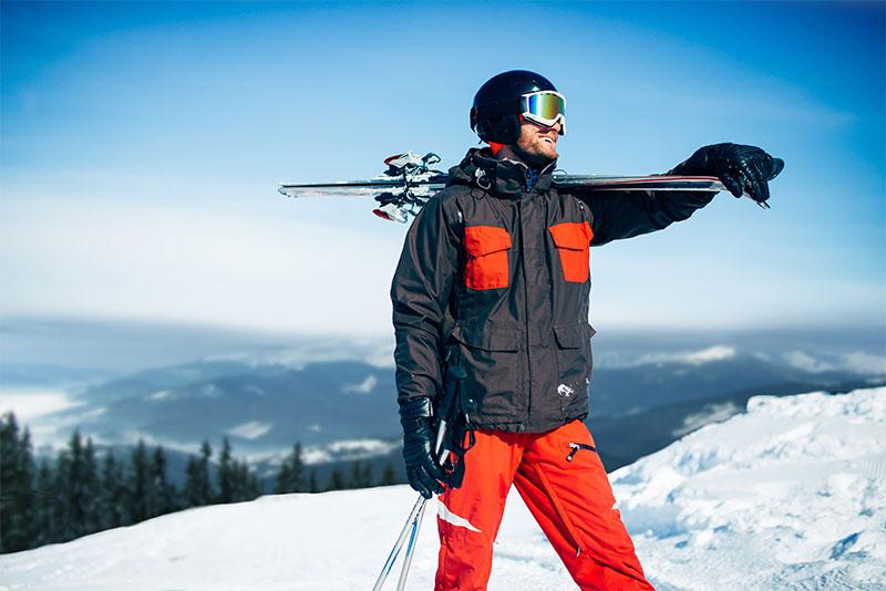 lesion pulgar de esquiador