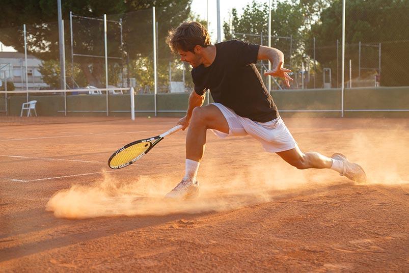 lesiones asociadas al tenis