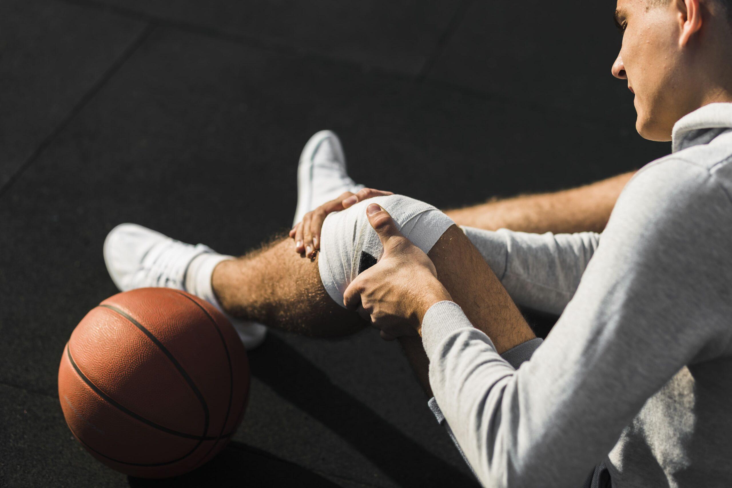 lesiones de baloncesto
