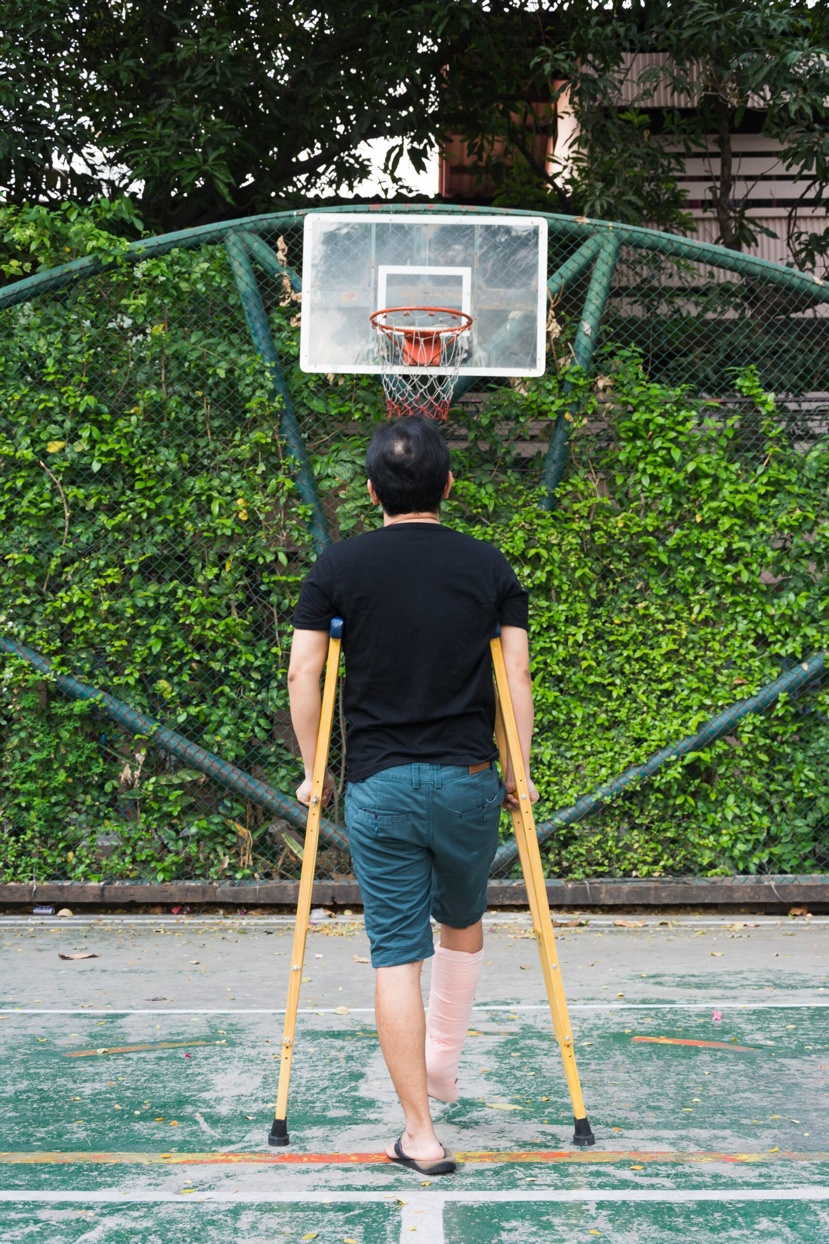 lesiones de baloncesto frecuentes