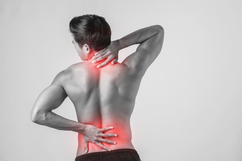 sintomas del dolor de espalda