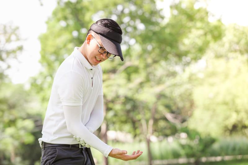 prevenir lesiones en el golf