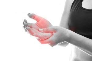 capsulitis en el dedo