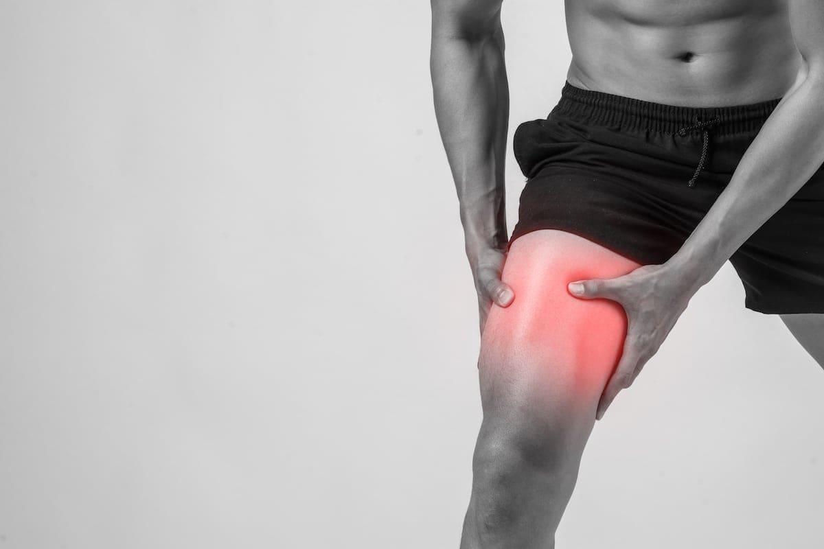 Cuáles son las principales lesiones del cuádriceps